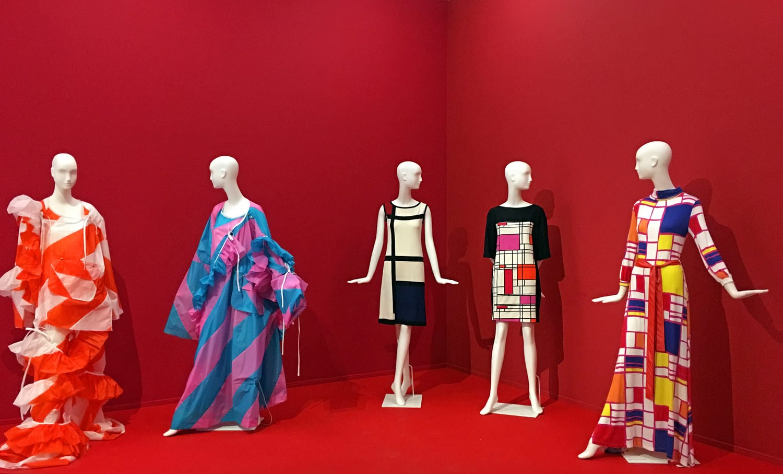 ef0be76e9ec9d2 Mondriaan - rechte jurk - Michael Barnaart